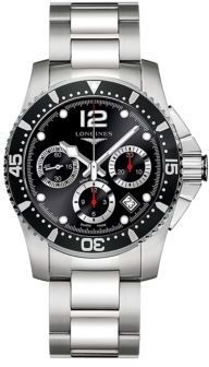 Longines Steel Bracelet Chronograph
