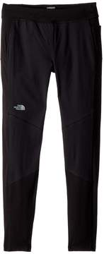 The North Face Kids Progressor Hybrid Tights Girl's Casual Pants