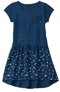 Nautica Girls' A-line Dress.