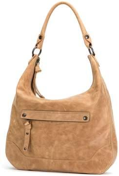 Frye Melissa Vintage Zip Hobo Bag
