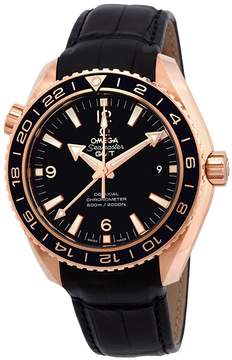 Omega Seamaster Planet Ocean Automatic Men's GMT Watch