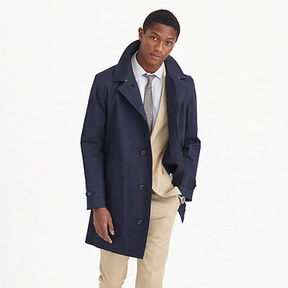 J.Crew Hancock® for waterproof trench coat