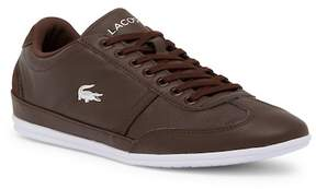 Lacoste Misano Sport 118 Leather Sneaker