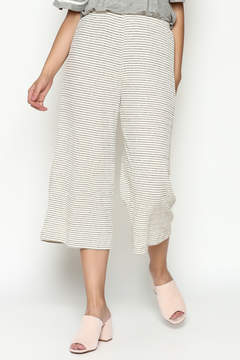 Everly Cropped Knit Pants