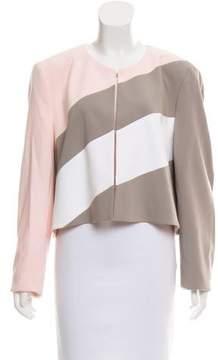 Basler Structured Colorblock Jacket