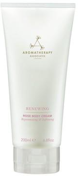 Aromatherapy Associates Renewing Rose Body Cream