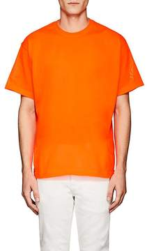 Jil Sander MEN'S TECH-JERSEY T-SHIRT