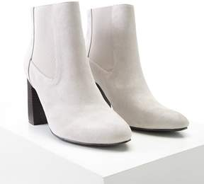 Forever 21 Faux Suede Chelsea Ankle Boots