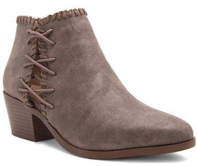 Qupid Light Brown Montana Ankle Boot - Women