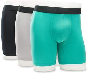 Fruit of the Loom Big & Tall Signature 4-pack Micromesh Breathable Boxer Briefs