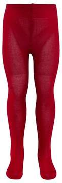 Falke Red Girls Family Tights
