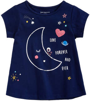 First Impressions Love Forever and Ever Cotton T-Shirt, Baby Girls (0-24 months), Created for Macy's