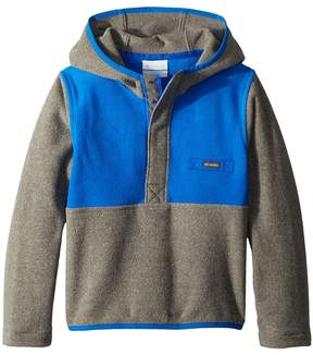 Columbia Kids Mountain Side Fleece Hoodie Boy's Sweatshirt