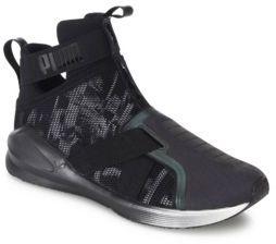 Puma Fierce Strap Swan Sneakers