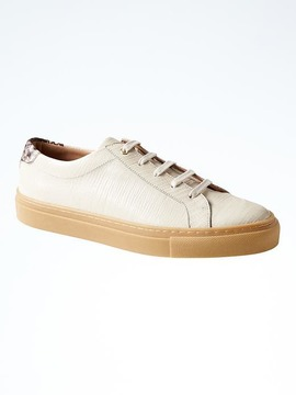 Banana Republic Lace-Up Sneaker