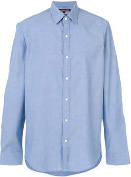 Michael Kors micro print shirt