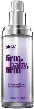 Bliss Firm, Baby, Firm Dual-Action Lifting + Volumizing Serum, 1 Oz