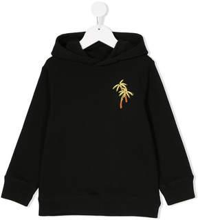 Stella McCartney palm motif hoodie