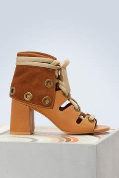 See by Chloe Gladiator sandals with heels