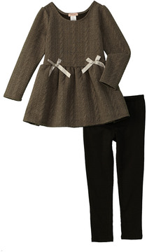 Nanette Lepore Girls' 2Pc Sweater Set