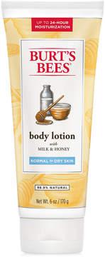 Burt's Bees Milk & Honey Body Lotion, 6 fl. Oz.