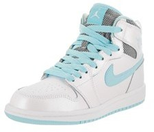 Jordan Nike Kids 1 Retro High Gp Basketball Shoe.
