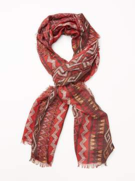 Missoni Men's Fringe Long Scarf