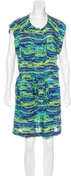 Matthew Williamson Sleeveless Mini Dress