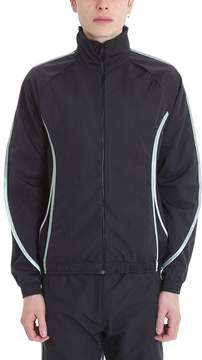 Cottweiler Black Nylon Sweatshirt