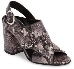 Topshop Women's Nixie Block Heel Sandal