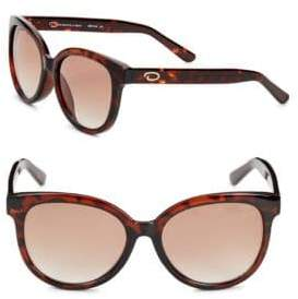 Cat Eye 54MM Cat-Eye Sunglasses