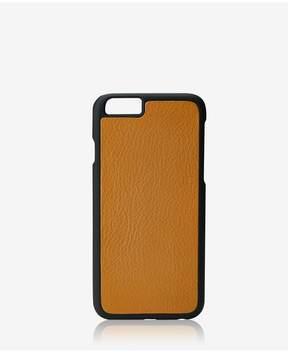 GiGi New York Iphone 6/6S HardShell Case In Tan Pebble Grain