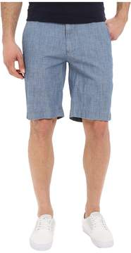 U.S. Polo Assn. Flat Front Chambray Shorts Men's Shorts