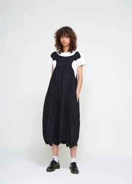 Comme des Garcons Panel Short Sleeve Dress