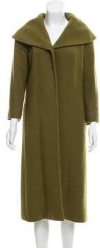 Barneys New York Barney's New York Long Shawl Collar Coat