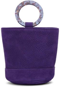 Simon Miller Purple Bonsai 15 Bag