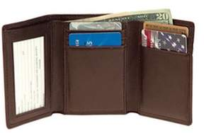 Royce Leather Men's Trifold W/double Id Window 101-5.