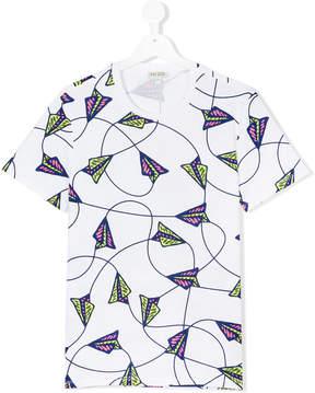 Kenzo kite print T-shirt
