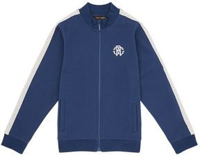Roberto Cavalli Logo Crest Sweatshirt