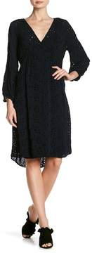 Velvet by Graham & Spencer Lolly Eyelet Dress