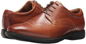 Nunn Bush Decker Wingtip Oxford with KORE Walking Comfort Technology Men's Lace up casual Shoes