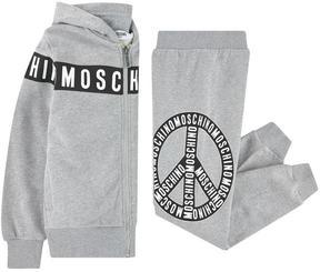Moschino Sweatshirt and tracksuit pants