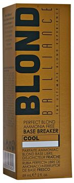 Blond Brilliance Perfect Blond Ammonia Free Cool Base Breaker