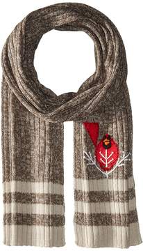Smartwool Charley Harper Cardinal Scarf
