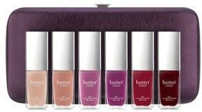 Butter London Playing Favorites Patent Shine 10X Nail Lacquer Set - No Color