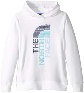 The North Face Kids Trivert Pullover Hoodie Girl's Sweatshirt