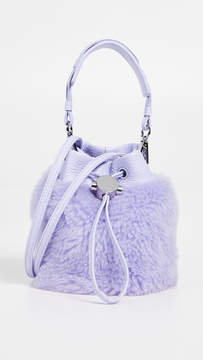 Kara Moon Drawcord Baby Bucket Bag