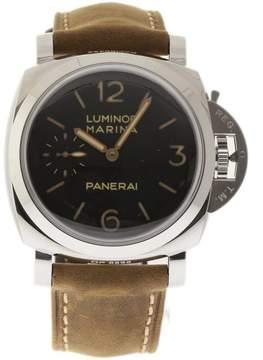 Panerai PAM00422 Luminor Marina Stainless Steel 47mm Mens Watch