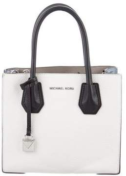 Michael Kors Colorblock Mercer Satchel