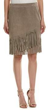 Tart Collections Hadley Suede Skirt.